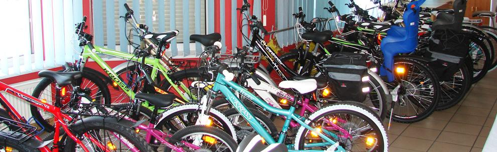 Wypożyczalnia rowerów Łukta